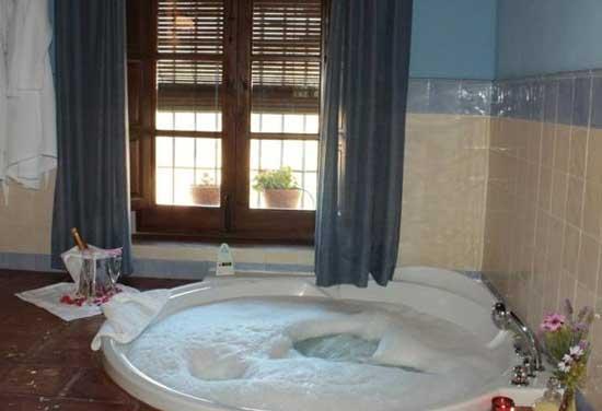Hotel con Jacuzzi en Malaga La Garganta