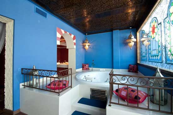 El hotel Infanta Leonor
