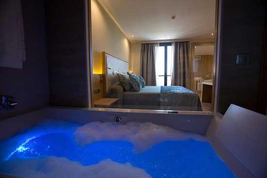 Hotel con Jacuzzi Sevilla Congresos