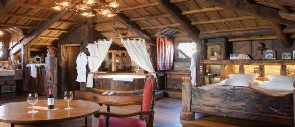 Hoteles con jacuzzi en la habitación de Cantabria