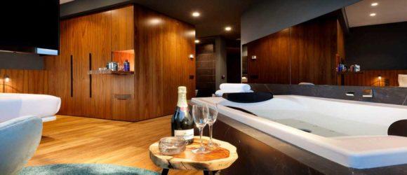 Hoteles con jacuzzi en la habitación en Sevilla