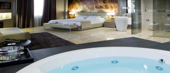 Hoteles con jacuzzi en la habitación en Valencia