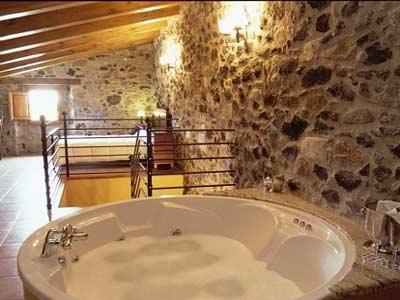 Foto Jacuzzi Habitación Hotel CMC Girona