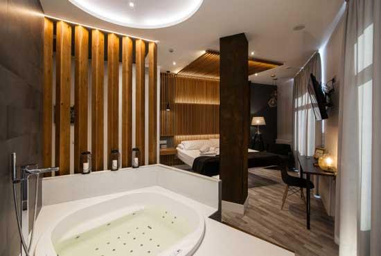 Vitium Urban Suites con Jacuzzi en Madrid